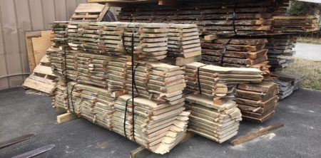New Arrivals: Holly Slabs, Figured African Mahogany, and Curly Koa!